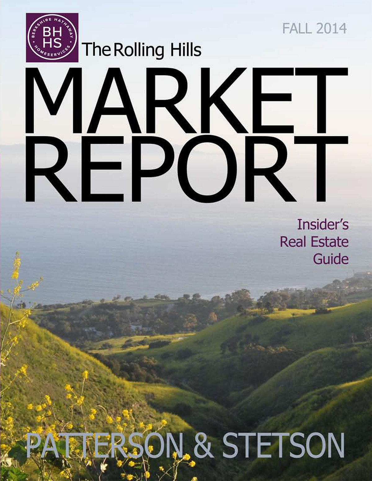 Rolling Hills, CA housing market report