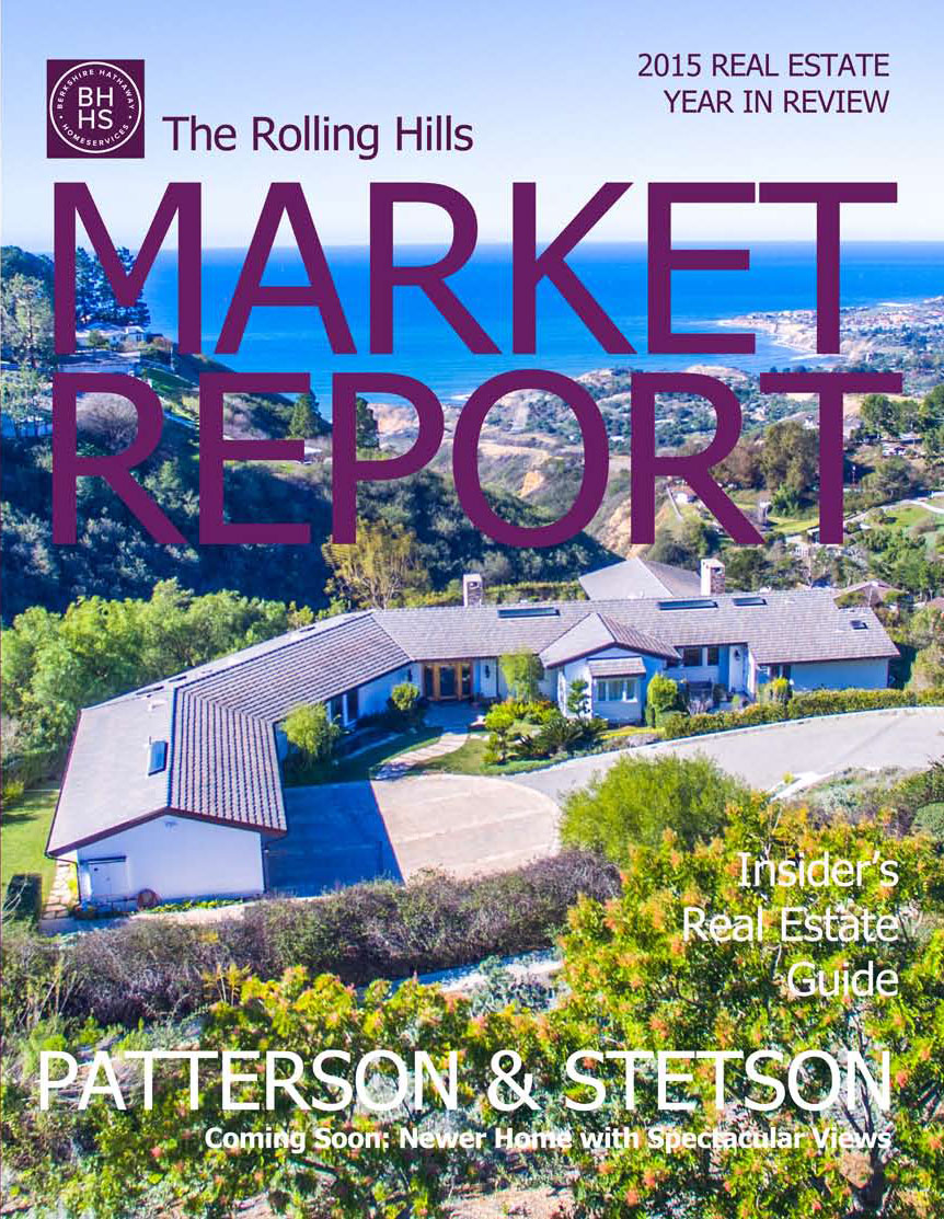 2015 Year in Review Market Report